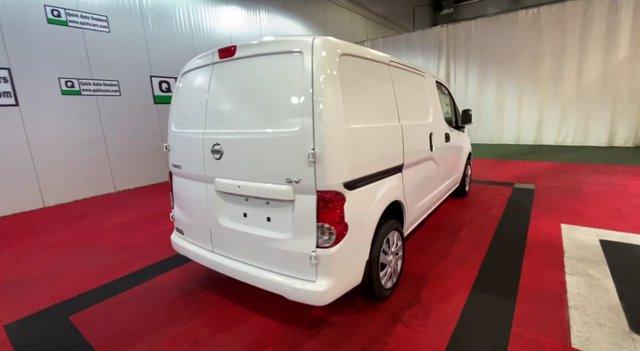 2020 Nissan NV200 FWD, Empty Cargo Van #NS43537 - photo 1