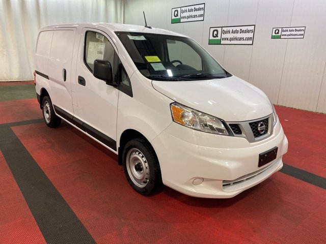 2020 Nissan NV200 FWD, Empty Cargo Van #NS43554 - photo 1