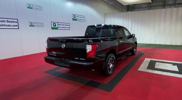 2021 Nissan Titan 4x4, Pickup #NS43582 - photo 1