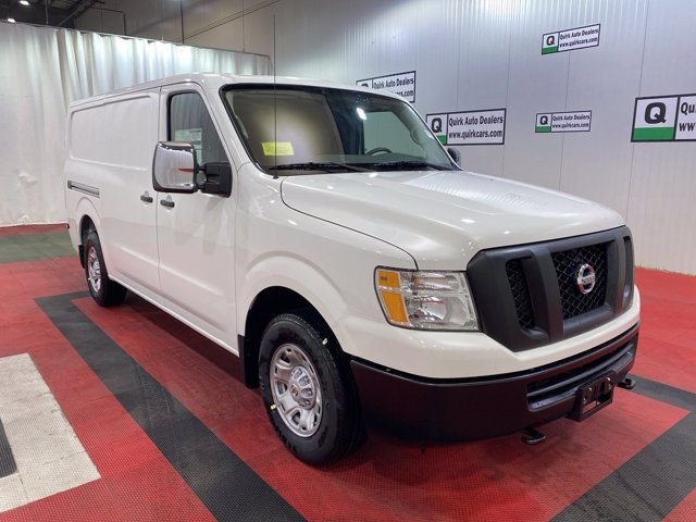 2021 Nissan NV HD 4x2, Empty Cargo Van #NS43873 - photo 1
