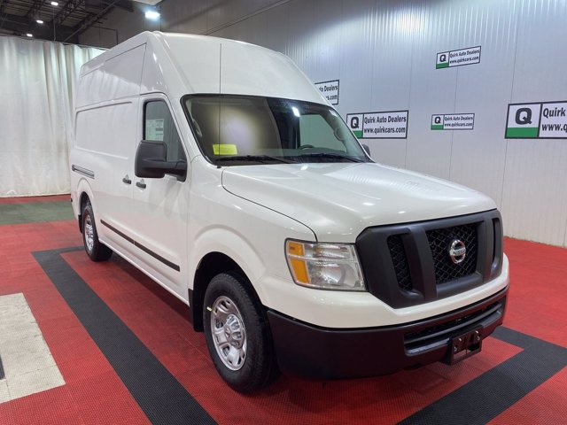 2021 Nissan NV HD 4x2, Empty Cargo Van #NS43893 - photo 1