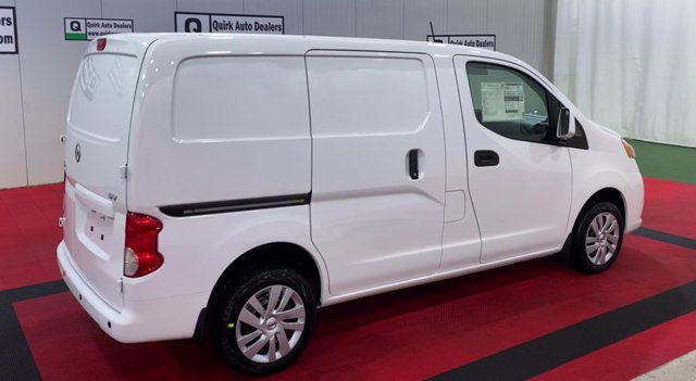 2021 Nissan NV200 FWD, Empty Cargo Van #NS43985 - photo 1