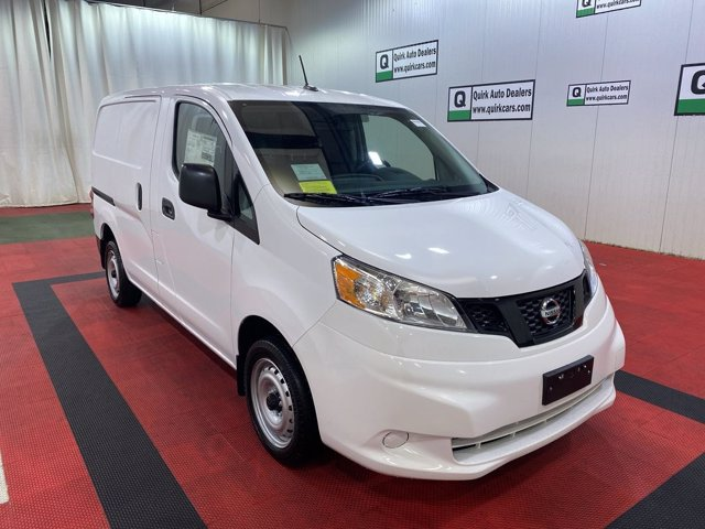 2021 Nissan NV200 FWD, Empty Cargo Van #NS43986 - photo 1