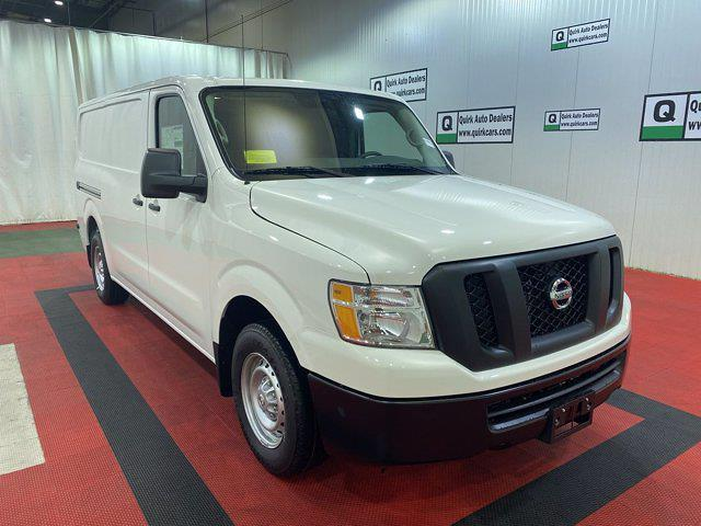 2021 Nissan NV HD 4x2, Empty Cargo Van #NS44023 - photo 1