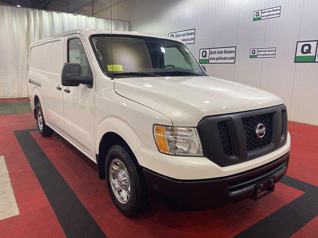2021 Nissan NV HD 4x2, Empty Cargo Van #NS44055 - photo 1