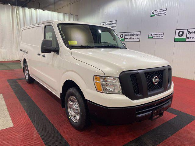 2021 Nissan NV HD 4x2, Empty Cargo Van #NS44089 - photo 1