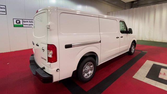 2021 Nissan NV HD 4x2, Empty Cargo Van #NS44231 - photo 1