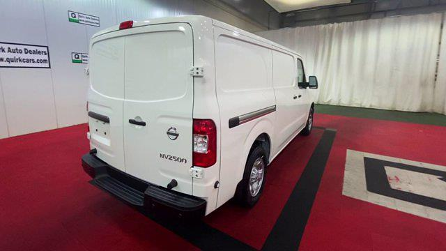 2021 Nissan NV HD 4x2, Empty Cargo Van #NS44259 - photo 1