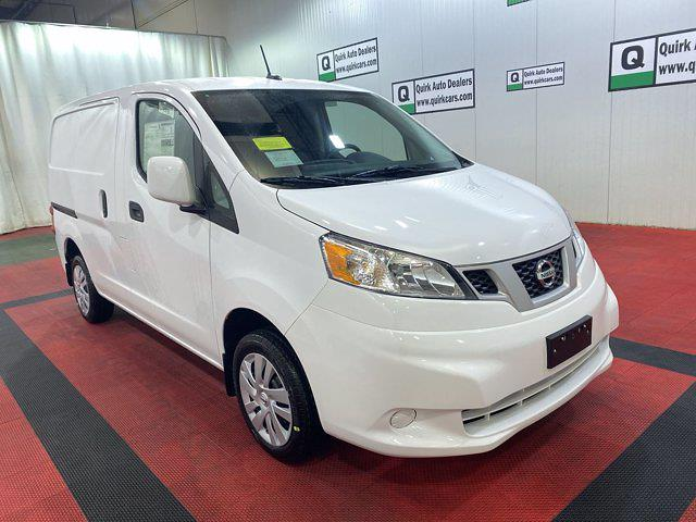 2021 Nissan NV200 FWD, Empty Cargo Van #NS44356 - photo 1