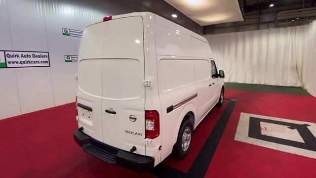 2021 Nissan NV HD 4x2, Empty Cargo Van #NS44552 - photo 1