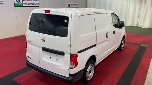 2021 Nissan NV200 FWD, Empty Cargo Van #NS44553 - photo 1