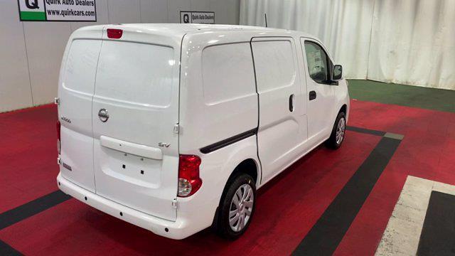 2021 Nissan NV200 FWD, Empty Cargo Van #NS44568 - photo 1