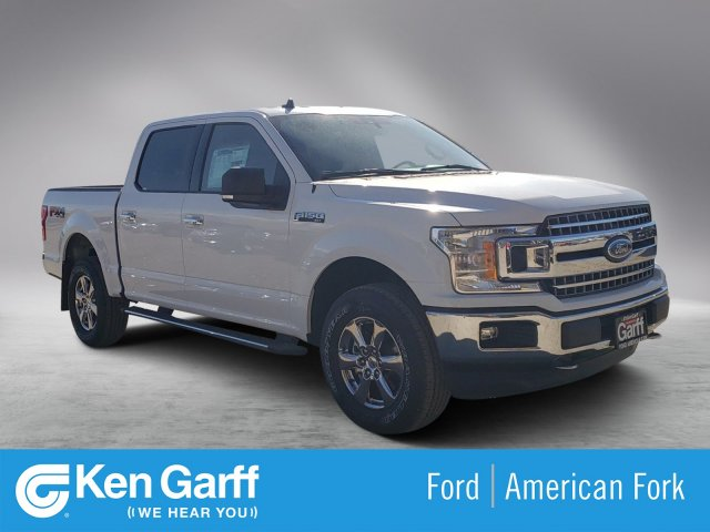 2020 F-150 SuperCrew Cab 4x4,  Pickup #1F00085 - photo 1