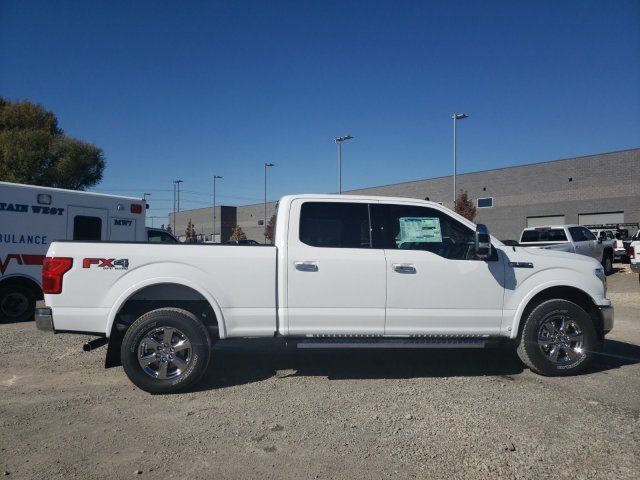 2020 F-150 SuperCrew Cab 4x4, Pickup #1F00090 - photo 3