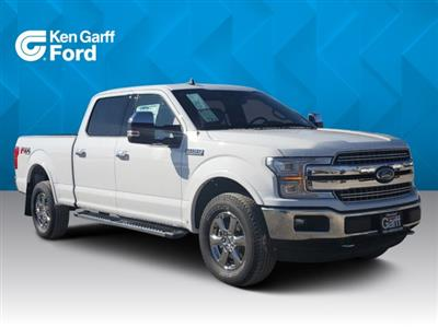 2020 F-150 SuperCrew Cab 4x4, Pickup #1F00090 - photo 1