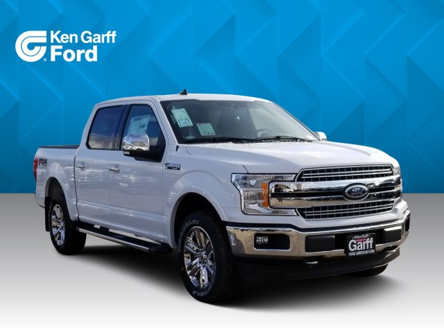 2020 F-150 SuperCrew Cab 4x4, Pickup #1F00099 - photo 1