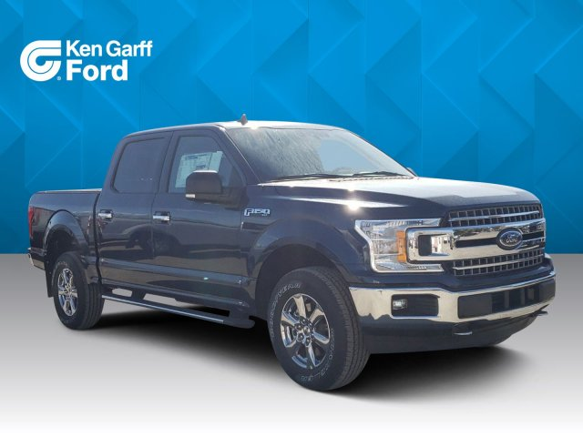 2020 F-150 SuperCrew Cab 4x4, Pickup #1F00102 - photo 1