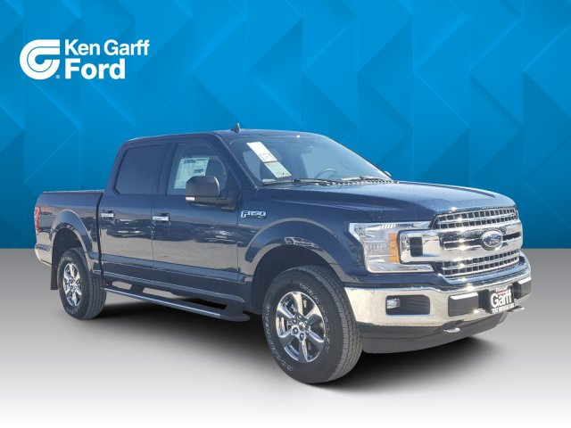 2020 F-150 SuperCrew Cab 4x4, Pickup #1F00115 - photo 1
