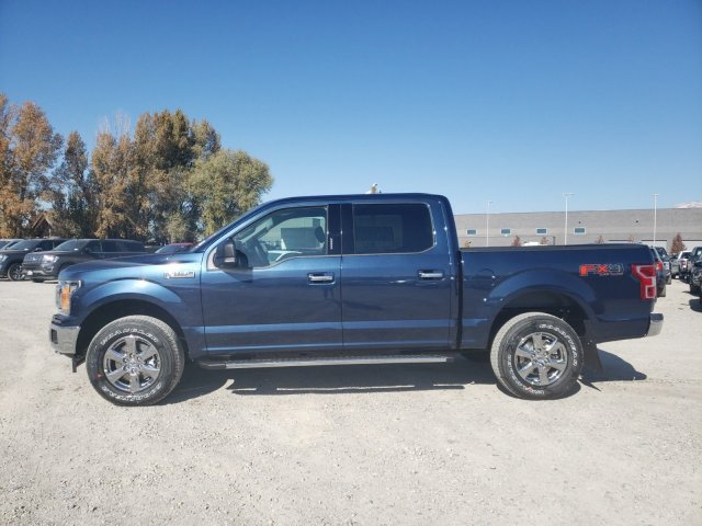 2020 F-150 SuperCrew Cab 4x4, Pickup #1F00115 - photo 6