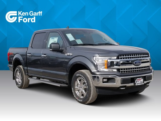 2020 F-150 SuperCrew Cab 4x4, Pickup #1F00132 - photo 1