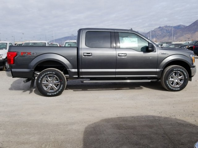 2020 F-150 SuperCrew Cab 4x4, Pickup #1F00132 - photo 3