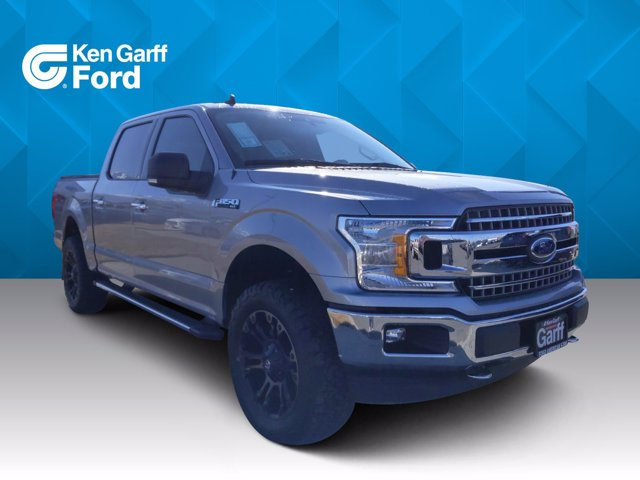 2020 F-150 SuperCrew Cab 4x4, Pickup #1F00137 - photo 1