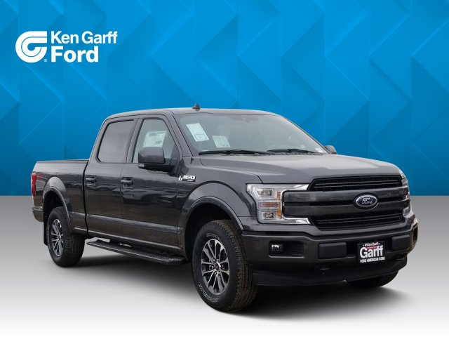 2020 F-150 SuperCrew Cab 4x4, Pickup #1F00211 - photo 1