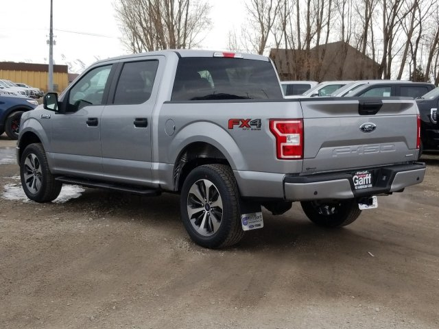 2020 F-150 SuperCrew Cab 4x4, Pickup #1F00217 - photo 5