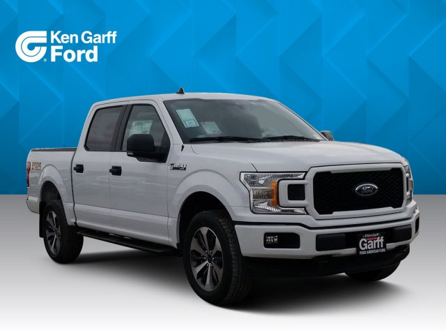 2020 F-150 SuperCrew Cab 4x4, Pickup #1F00233 - photo 1