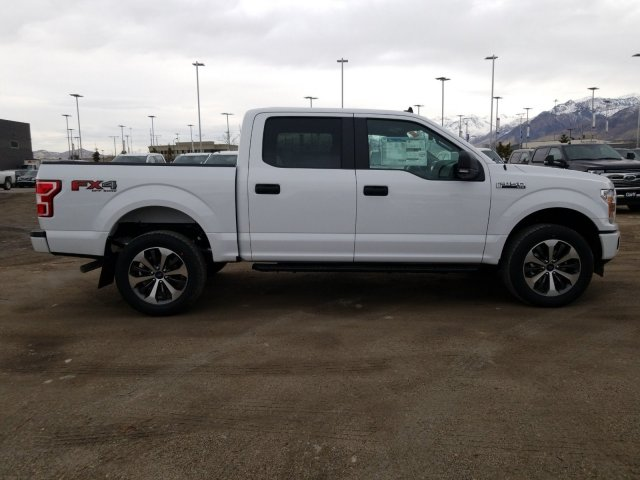 2020 F-150 SuperCrew Cab 4x4, Pickup #1F00233 - photo 3