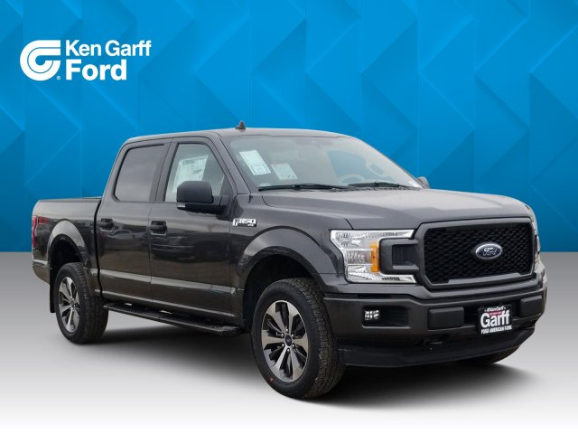 2020 F-150 SuperCrew Cab 4x4, Pickup #1F00234 - photo 1