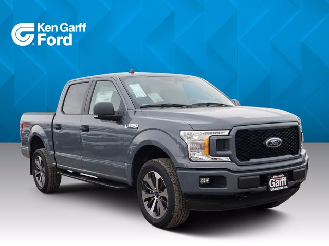 2020 F-150 SuperCrew Cab 4x4, Pickup #1F00242 - photo 1