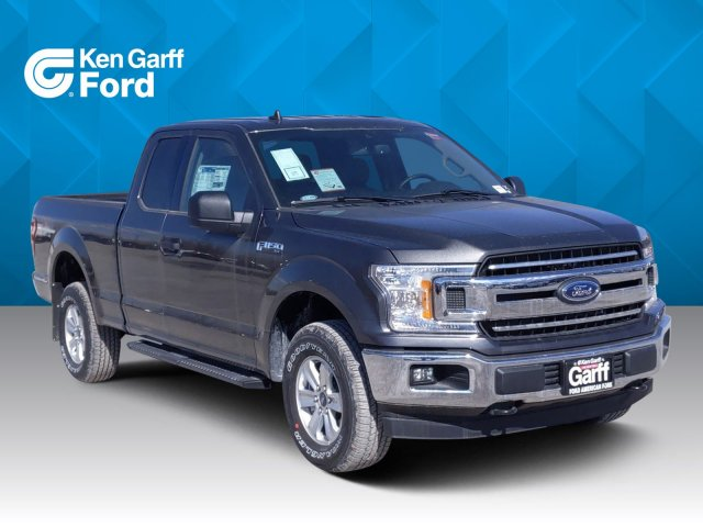2020 F-150 Super Cab 4x4, Pickup #1F00321 - photo 1