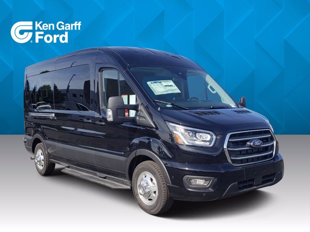 2020 Ford Transit 350 Med Roof AWD, Passenger Wagon #1F00824 - photo 1