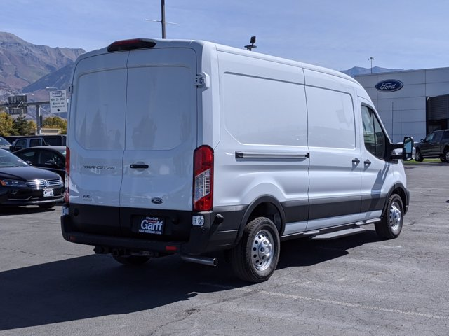 2020 Ford Transit 250 Med Roof AWD, Empty Cargo Van #1F00931 - photo 2