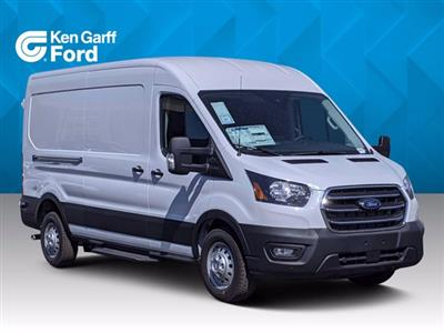 2020 Ford Transit 250 Med Roof AWD, Empty Cargo Van #1F00931 - photo 1