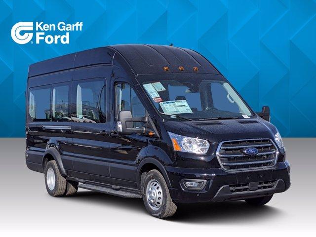 2020 Ford Transit 350 HD High Roof DRW AWD, Passenger Wagon #1F00950 - photo 1