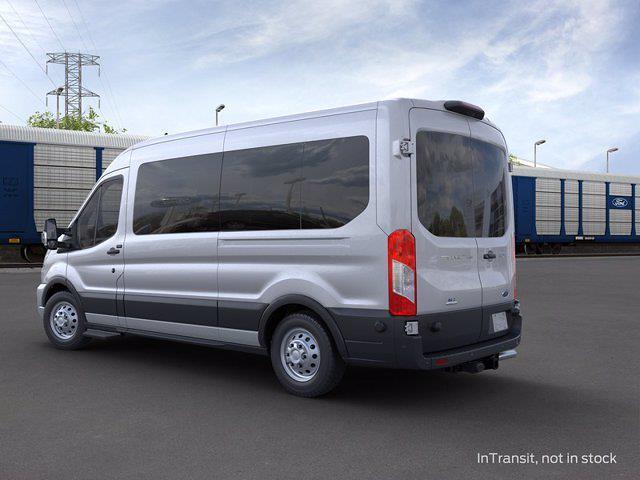 2021 Ford Transit 350 Medium Roof AWD, Passenger Wagon #1F10395 - photo 1