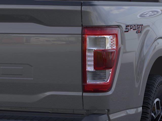 2021 Ford F-150 SuperCrew Cab 4x4, Pickup #1F10443 - photo 21