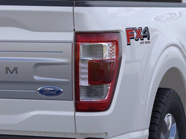 2021 Ford F-150 SuperCrew Cab 4x4, Pickup #1F10445 - photo 21