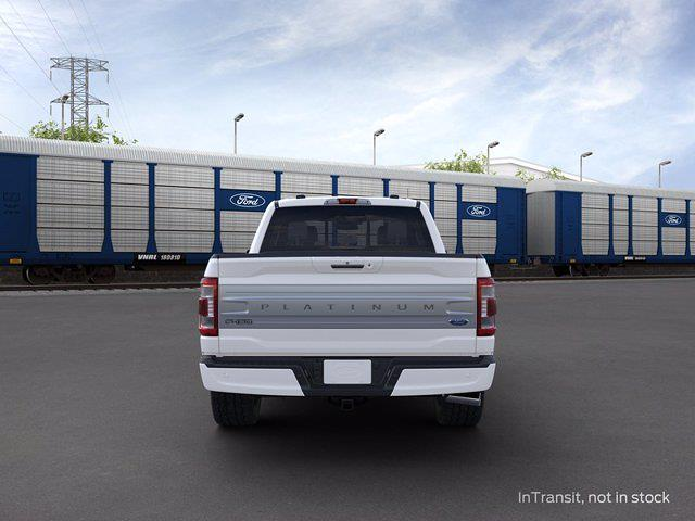 2021 Ford F-150 SuperCrew Cab 4x4, Pickup #1F10445 - photo 5