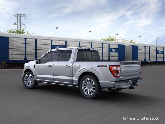 2021 Ford F-150 SuperCrew Cab 4x4, Pickup #1F10508 - photo 1