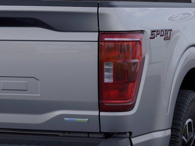 2021 Ford F-150 SuperCrew Cab 4x4, Pickup #1F10669 - photo 21