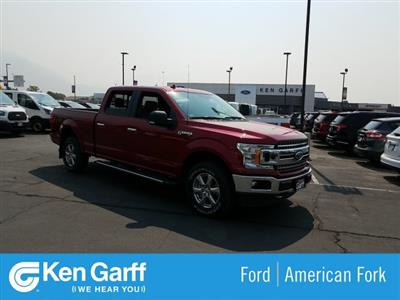 2018 F-150 SuperCrew Cab 4x4,  Pickup #1F80987 - photo 1