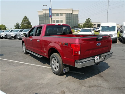 2018 F-150 SuperCrew Cab 4x4,  Pickup #1F80987 - photo 5