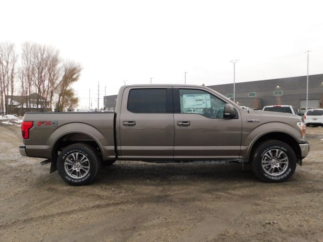 2018 F-150 SuperCrew Cab 4x4,  Pickup #1F81405 - photo 3