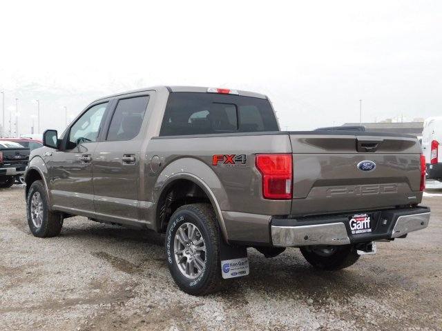 2018 F-150 SuperCrew Cab 4x4,  Pickup #1F81405 - photo 5