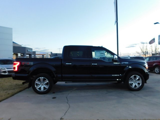 2018 F-150 SuperCrew Cab 4x4,  Pickup #1F81432 - photo 3
