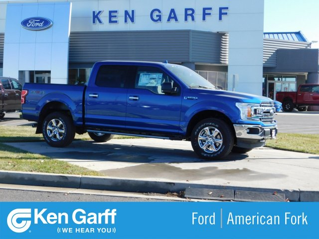 2018 F-150 SuperCrew Cab 4x4,  Pickup #1F81482 - photo 1