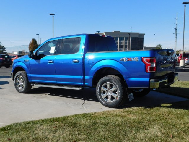 2018 F-150 SuperCrew Cab 4x4,  Pickup #1F81482 - photo 5